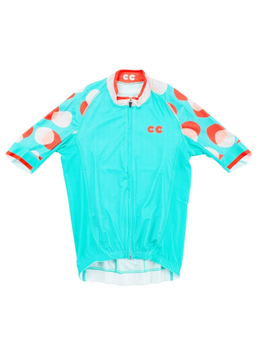 Aurora Cycling Jersey - Cycling Couture