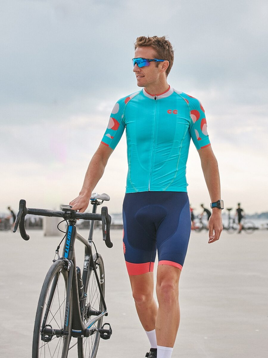 Aurora mens Cycling Kit- Cycling Couture