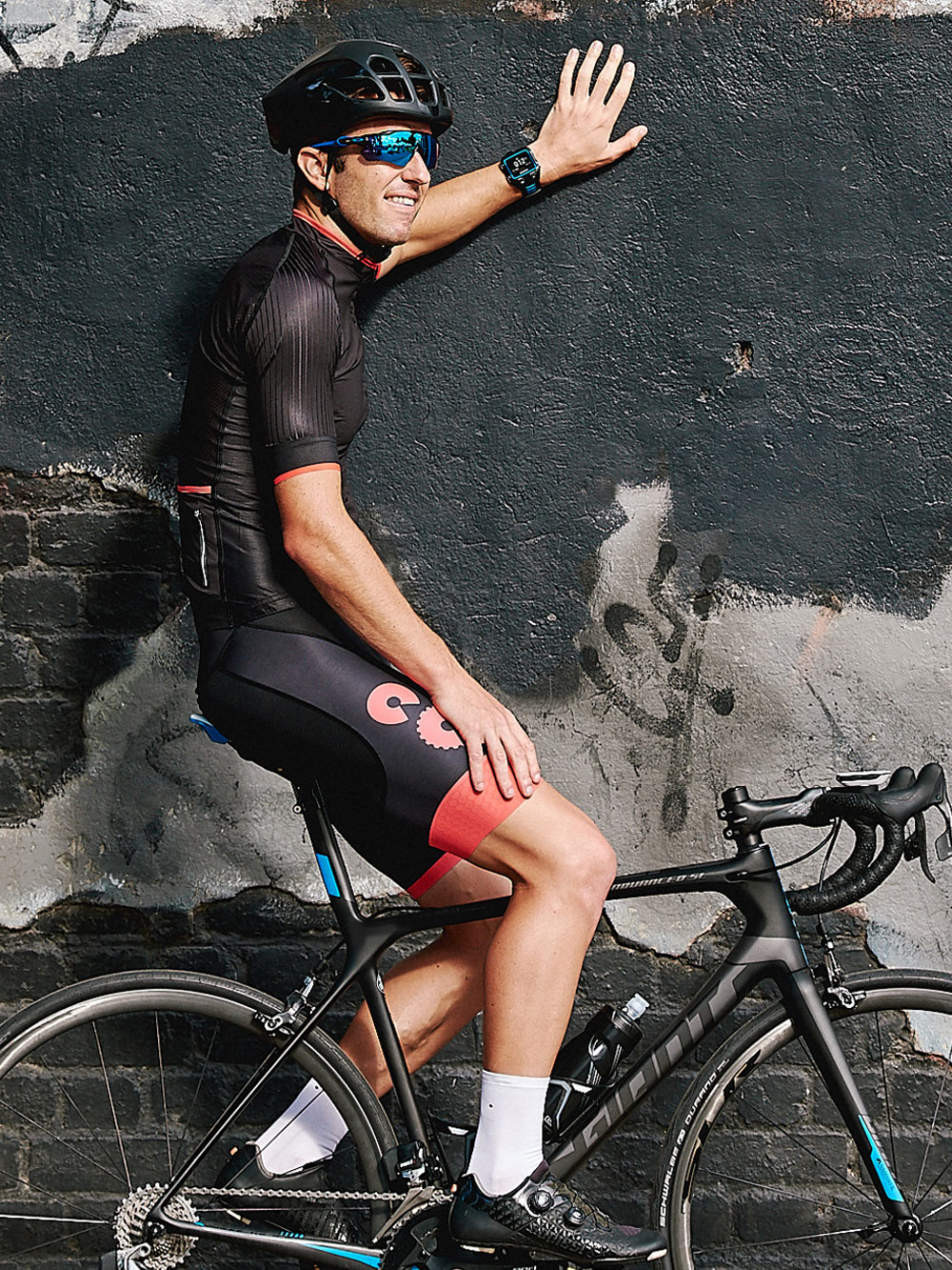 Black Panther Cycling Kit- Cycling Couture