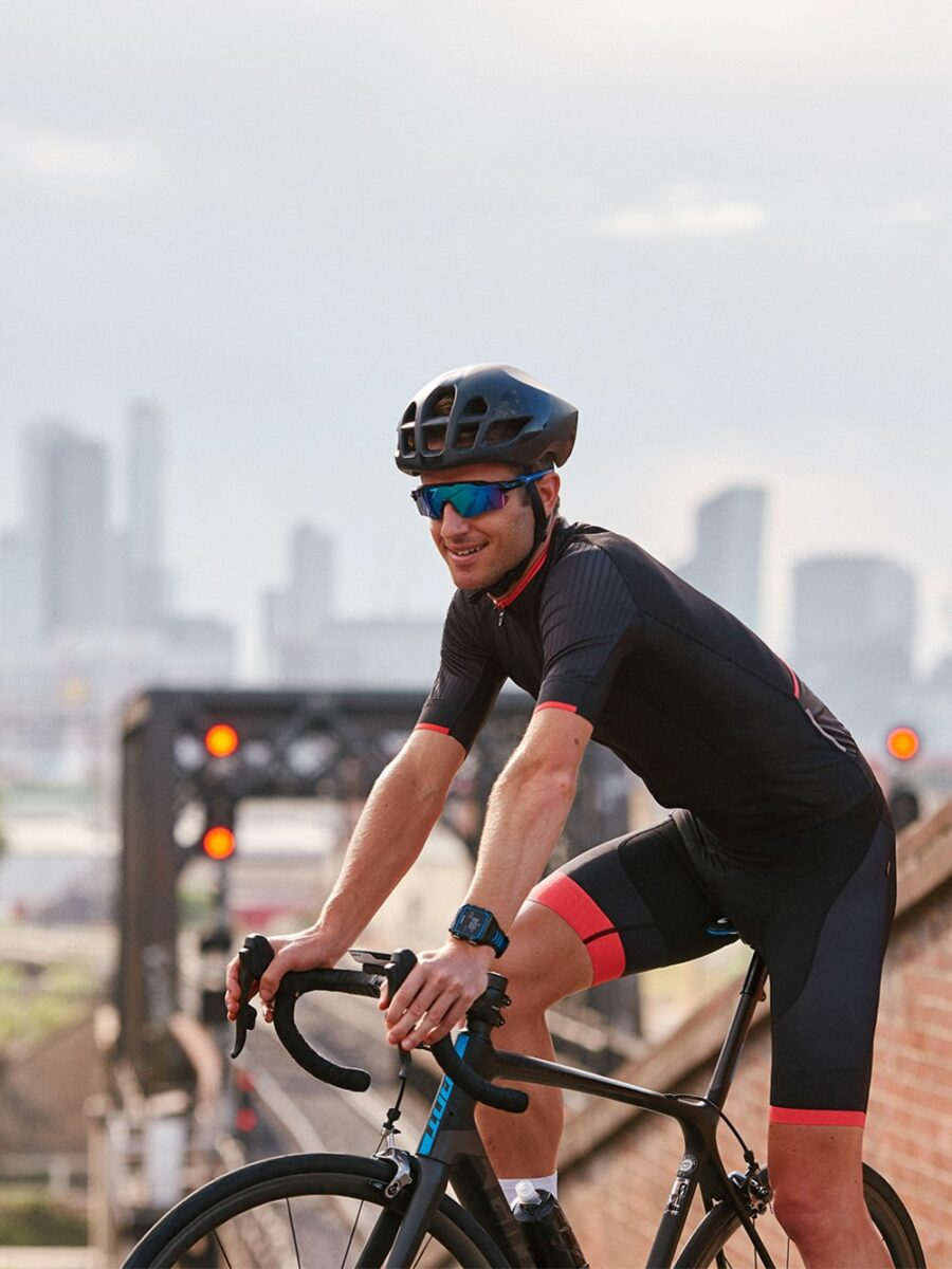 Black Panther mens Cycling Kit- Cycling Couture