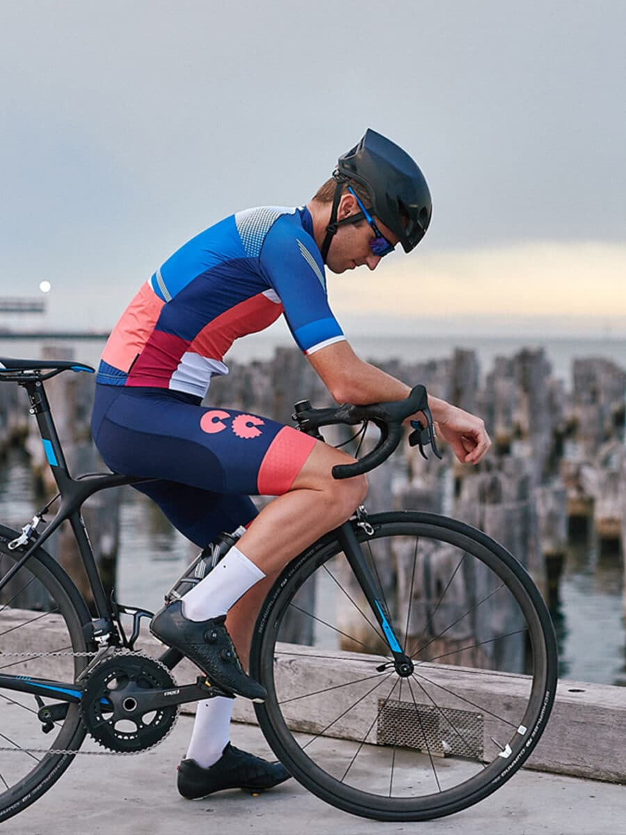 Cycling Apparel Colour Block Cycling Kit- Cycling Couture