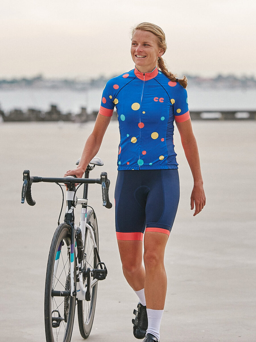 Queen of the Mountain Womens Cycling Kit- Cycling Couture