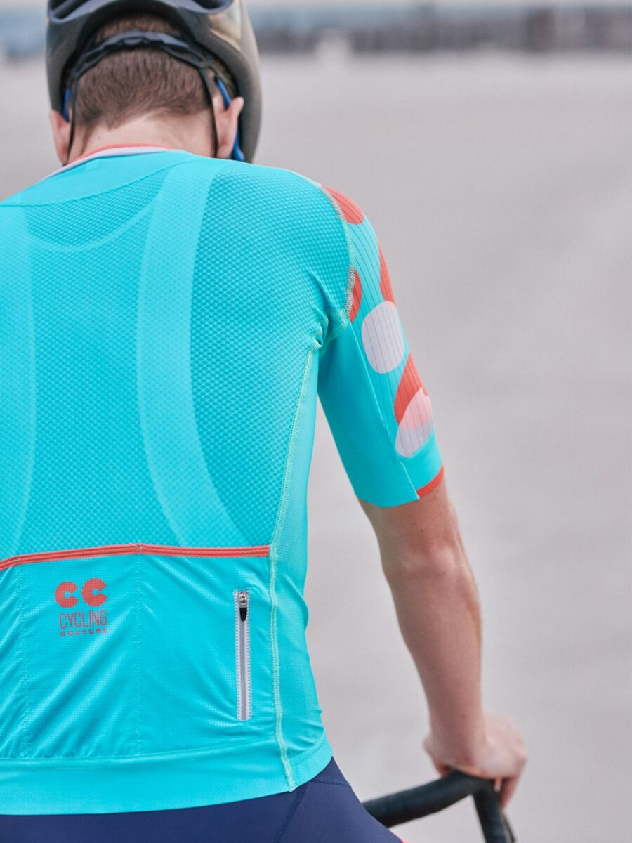 Aurora Mens Cycling Jersey- Cycling Couture