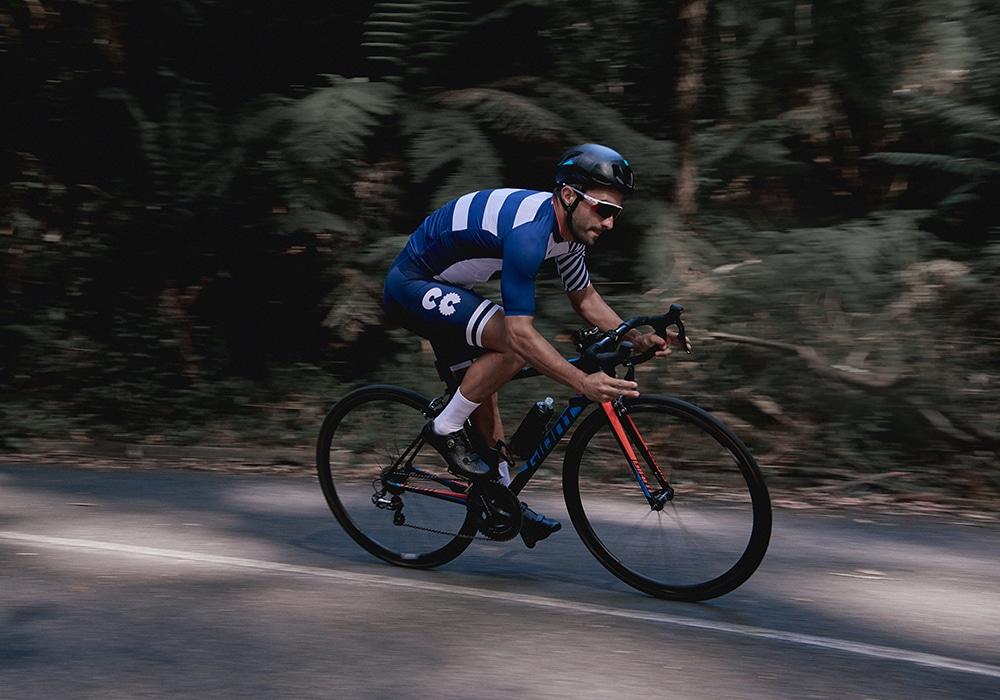 Breton Stripes mens Cycling kit - Cycling Couture