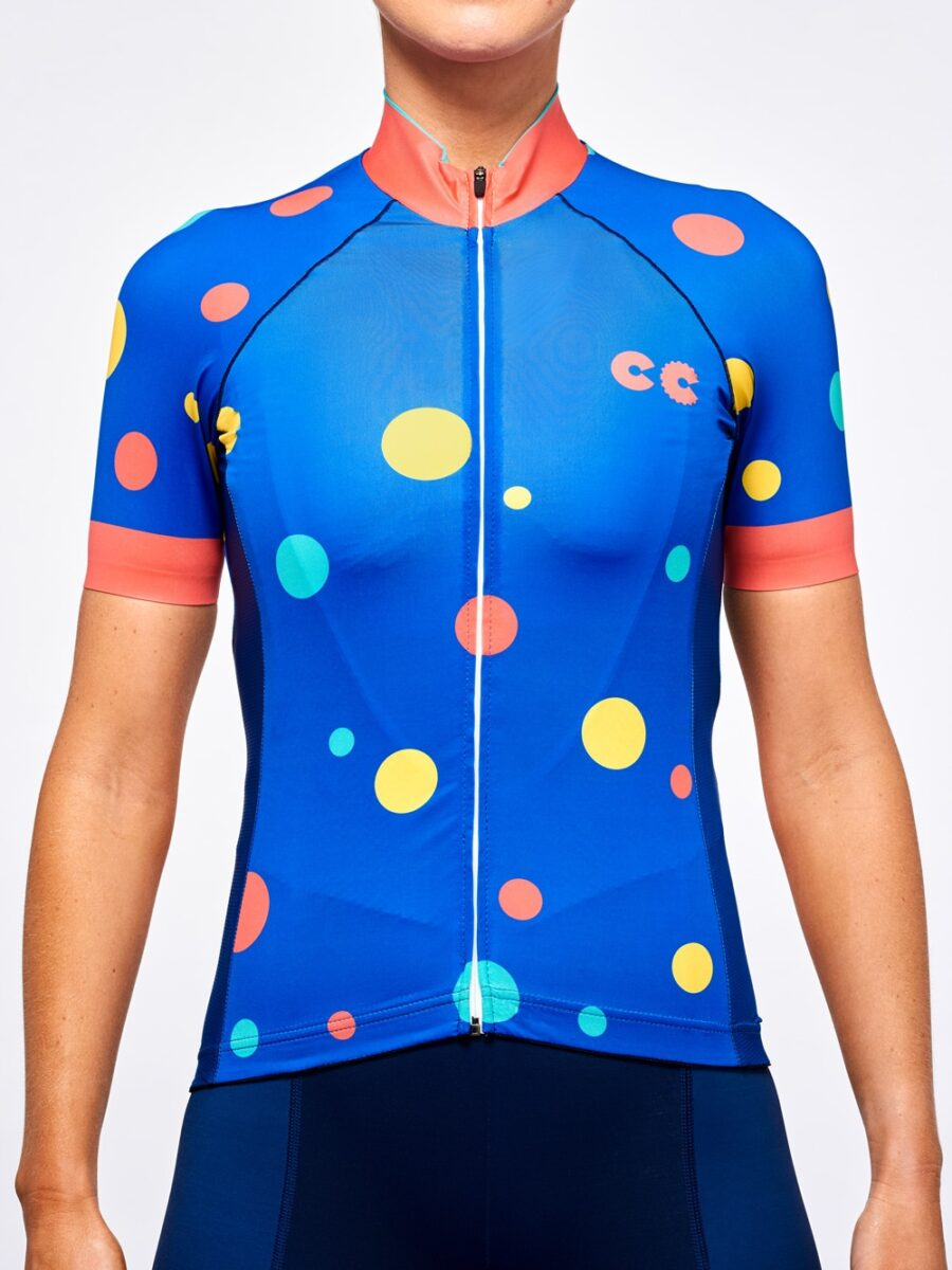 Cycling Kit Queen of the Mountain - Cycling Couture