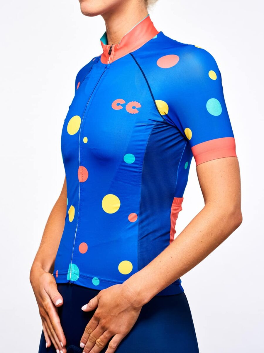 Cycling Apparel Womens Cycling Jersey- Cycling Couture