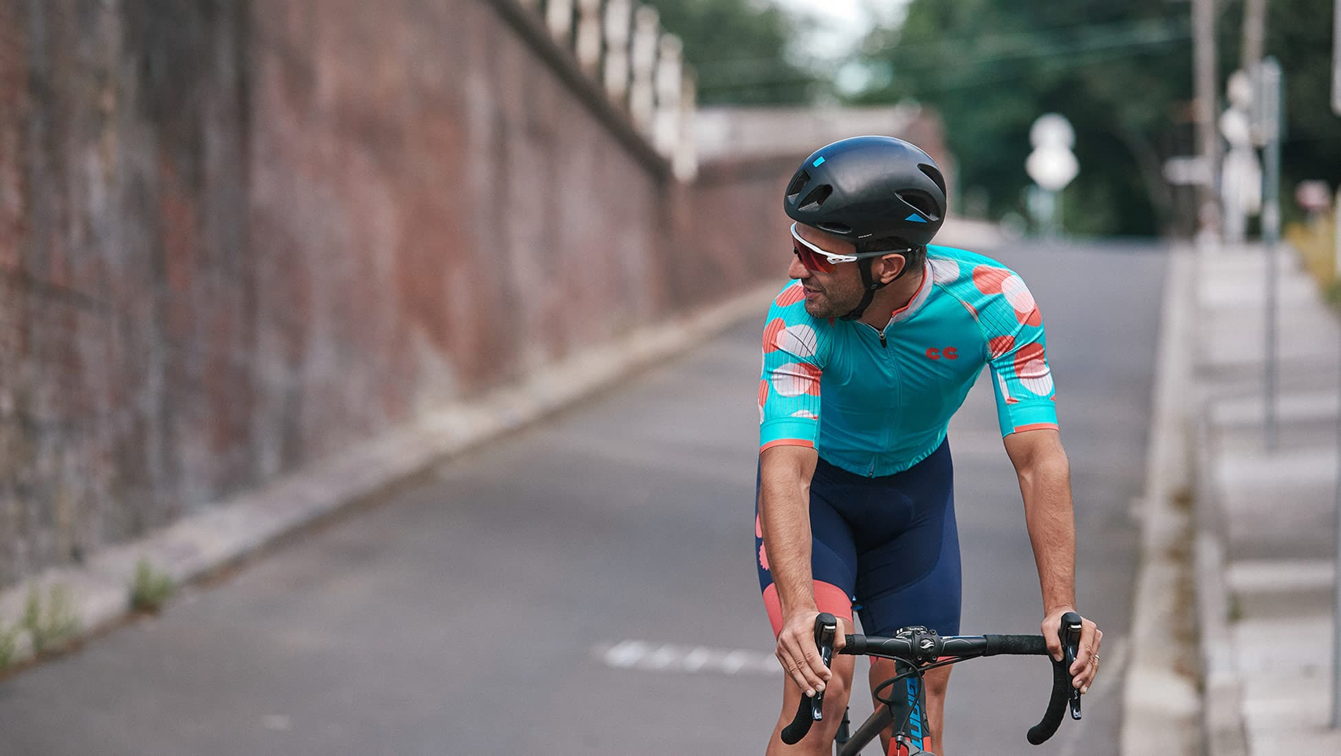 Cycling Kit Mens - Cycling Couture- Aurora Kit