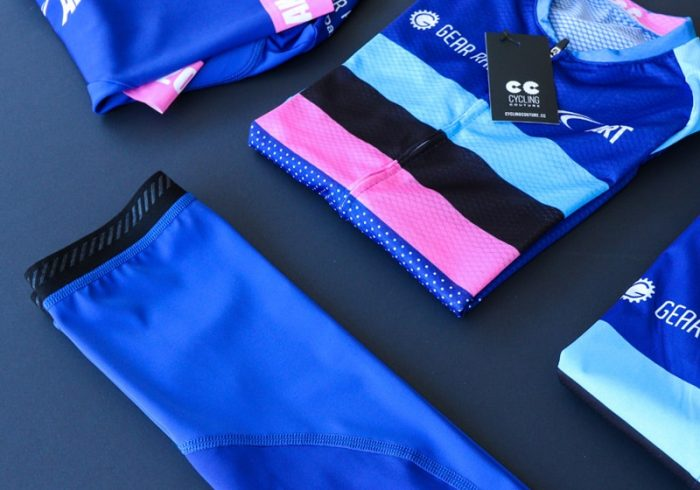 Cycling Couture Custom kit